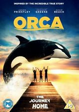 Orca - The Journey Home (DVD) (NEW AND SEALED)  (REGION 2) (FREE POST)