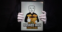 Apple iPad Pro 3rd Gen 12.9 inch 1TB WiFi + Cellular - 'The Masked Man'