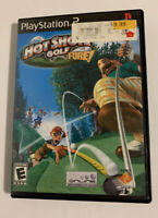 Hot Shots Golf Fore Sony PlayStation 2 Video Game Disc Only Tested