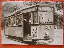AK Ansichtskarte Postkarte Straßenbahn BVG Berlin TW 33 U / 1933 Stube Küche