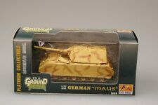 Easy Model German Maus Tank Factory Design 1/72 scale display model Tank 36205
