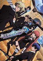 STORIA DELLA ARCANA FAMIGLIA: COMPLETE COLLECTION - DVD - Region 1 - Sealed