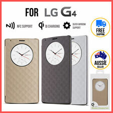 Synthetic Leather Matte Mobile Phone Cases, Covers & Skins for LG G4