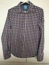 Men's Long Sleeve 100% Cotton Casual Shirts