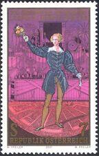 Austria 2001 L Dobler / Magician / Magic / Teatro / Intrattenimento / persone IV (n44456)