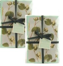 Pack of 4 2 Sets of 2 LILY OF THE VALLEY Scented Sachets Wax Lyrical Royal Horticultural Society Garden