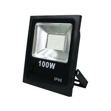 PROJECTEUR LED 100W 8000 LUMENS - IP66 - ULTRA BLANC 6000K