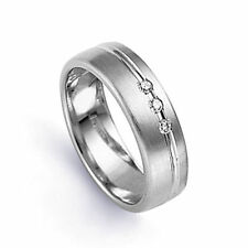 Diamond 9Carat White Gold Men's Jewellery