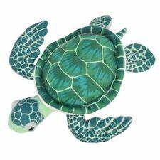 "Sea Turtle Soft Plush Toy 8""/20cm Stuffed Animal Cuddlekins Wild Republic"