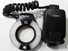 "Canon Macro-/Ringblitz ""MR-14EX"" - sehr gut"