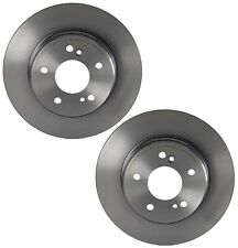 Rear Disc Brake Rotors Mercedes Benz C230 C240 300 e te