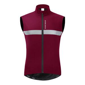 Winter Cycling Jacket Reflective Vest Bike Jersey Thermal Warm Bicycle Men Women
