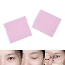 104pcs Invisible Fiber Double Side Adhesive Eyelid Stickers Technical Eye TapesH