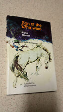 SON OF WHIRLWIND elyne mitchell & victor ambrus HBDJ 1976 1st ed