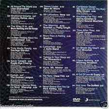 rare DVD PROMO ONLY 80s 90s Bruce Hornsby LONDONBEAT men at work ROMANTICS nena