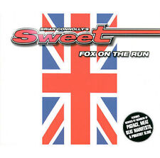 Fox on the Run [Single] by Sweet (CD, Mar-1999, Cleopatra)ITEM-36