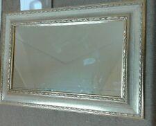 Specchio specchiera cornice legno come da foto bellissima misura esterna 52 x 56
