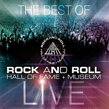 Best of Rock & Roll Hall of Fame + Museum Live 3CD