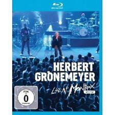 HERBERT GRÖNEMEYER - LIVE AT MONTREUX 2012  BLU-RAY BEST OF DEUTSCH POP NEU