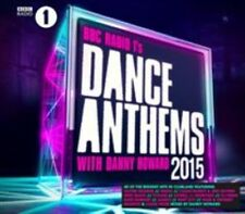 BBC Radio 1s Dance Anthems 2015 With Danny Howard - 2 CD Set