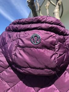 lululemon pack it down jacket Size 6