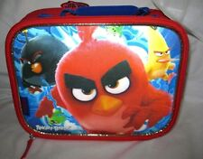 ROVIO ANGRY BIRDS WHY SO ANGRY? LUNCHBOX-ANGRY BIRDS MOVIE LUNCHBOX-NEW!