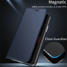 Flip Magnetic Leather Wallet Case Cover For Sony Xperia XZ XA1 XA2 Ultra L1 L2