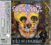 AEROSMITH-DEVIL'S GOT A NEW DISGUISE (THE VERY BEST OF AEROSMITH)-JAPAN CD F30