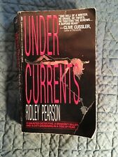 Ridley Pearson - Under Currents (1989) - Paperback)
