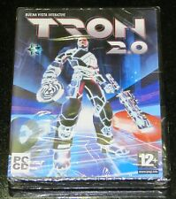 TRON 2.0  PC CD-ROM - Still Factory Sealed (see pics and condition description)!