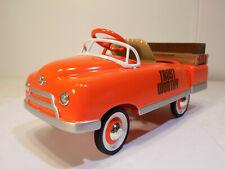 1948 BMC Pedal CAR REPLICA - TRUSTWORTHY HARDWARE STAKE TRUCK # 1