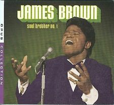 James Brown - Soul Brother Number 1 - New CD..