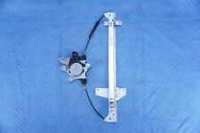 Nissan Titan XD Crew Rear Door Window Motor w/Regulator Passenger Side 16-19 OEM