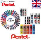 Pentel AIN Stein Mechanical Pencil Refil Leads 0.3 0.5 0.7 0.9&HB/B/2B/3B/4B NEW