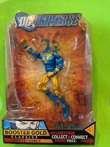 DC Universe Classics WAVE 7 Booster Gold (W/Atom Smasher Left Leg)