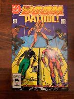 The Doom Patrol Comic Book #3 DC Comics 1987 VF/NM