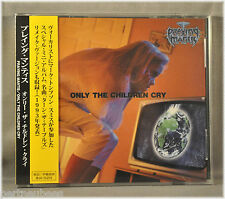 Praying Mantis Only The Children Cry Japan Cd Pccy-01979 4 Tracks with Obi