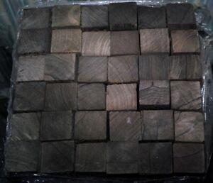Brazilian Rosewood Jacaranda wood 12 pcs