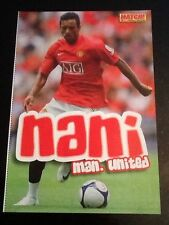 Manchester United Surname Initial N Football Prints