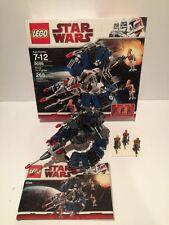 Lego 8086 Star Wars DROID TRI-FIGHTER 268 pcs