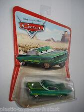 Disney PIXAR CARS DIECAST Ramone Verde Desert serie 16BK Moc 2005 Nuevo