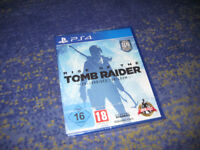 Rise of the Tomb Raider PlayStation 4 PS4  20 Jähriges Edition NEUWARE DEUTSCH