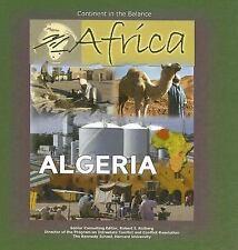 Algeria (Africa: Continent in the Balance) by Harmon, Daniel E