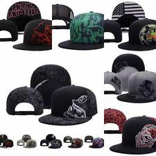 All New Metal Mulisha Baseball Cap Snapback Adjustable Hip Hop Black Sports Hat