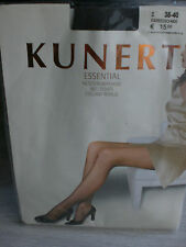 KUNERT FASHION NETZSTRUMPFHOSE 38-40 ESPRESSO *NEU*