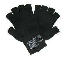 Rothco Fingerless Wool Gloves - 8411