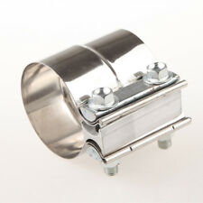 """2"""" Stainless Steel Torctite Exhaust Band Clamp Step Clamps Lap Joint 2 inch US"""