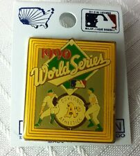 """Oakland """"A"""" 1990 World Series  Pin - Vintage pin in Mint Condition"""