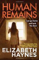 Human Remains,Elizabeth Haynes