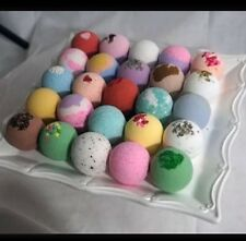 12 Bath Bombs Valentines Pack Premium Quality Gift Set Assorted Lush Colors Scen